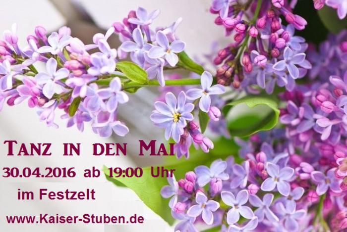 Kaiser-Stuben Tanz in den Mai