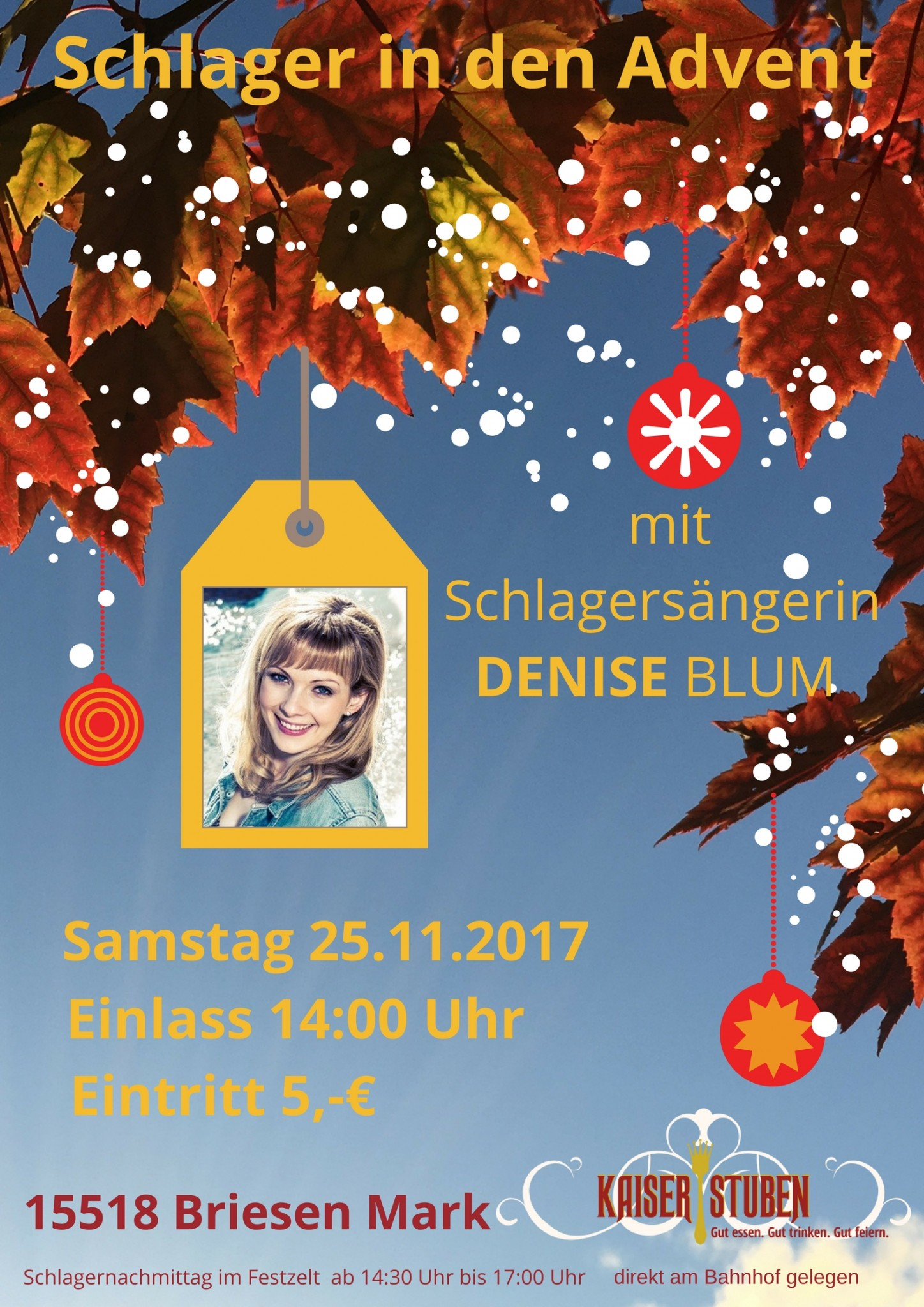Schlager in den Advent
